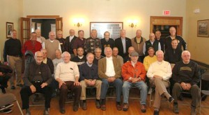 1960s Reunion at the Lodge in Fall of 2012